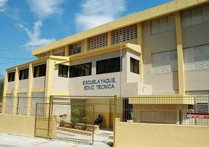 foto Edificio Escuela Yaque