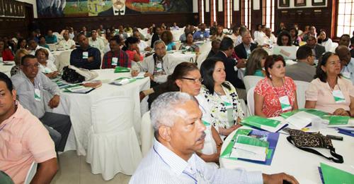 foto Público participante seminario MAP